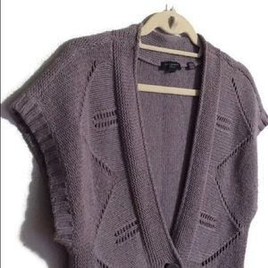 Ted Baker London Sleeveless Cardigan/Sweater